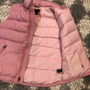 American Eagle Outfitters Tops - Pink American Eagle puffer vest